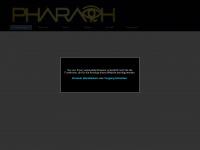 pharaoh-lounge.de Webseite Vorschau