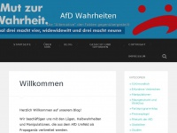 Afdwahrheiten.wordpress.com