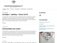 schachclub-oranienburg.de