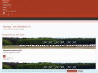 walkingtreff-moehnesee.de Webseite Vorschau