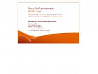 physio-haug.de Webseite Vorschau