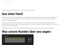 2webpixel.de Webseite Vorschau
