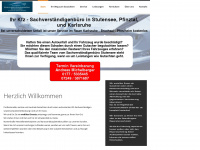 kfz-sachverstaendiger-stutensee.de Thumbnail