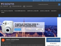 tesento.com