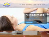 physiotherapie-lechner.com Webseite Vorschau
