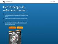 photomizer.com Webseite Vorschau