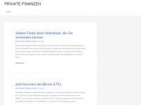 privatefinanzen.de
