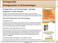 einlegesohle.org