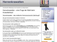 herrenkrawatte.com