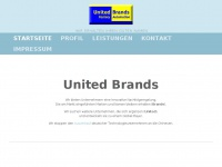 unitedbrands.net Thumbnail