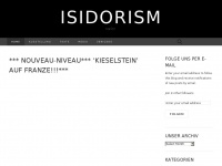 isidorism.wordpress.com