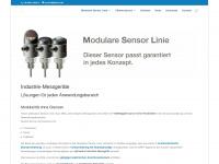 industrie-messgeräte.de Webseite Vorschau