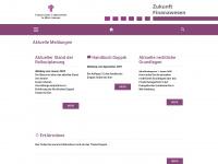zukunft-finanzwesen.de Thumbnail