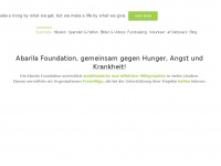 Abarila-foundation.org