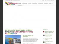 kita-regenbogen-coburg.de Webseite Vorschau
