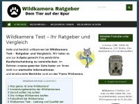 Wildkamera-tests.net