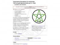 oqlt.de Webseite Vorschau