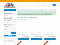 1a-campingshop.de Webseite Vorschau