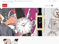 4you-watches.com Webseite Vorschau