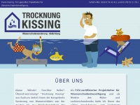 Trocknung-kissing.de