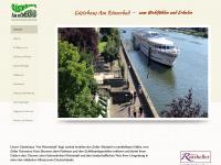 amroemerbad-zellmosel.de Webseite Vorschau