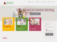 kid-kg.de Webseite Vorschau