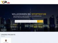 10toptest.de Webseite Vorschau