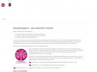 monatshygiene.eu Webseite Vorschau
