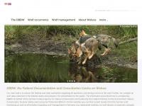 dbb-wolf.de Webseite Vorschau
