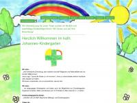 kitastjohann.de Webseite Vorschau