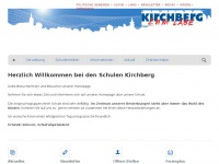 kirchberg-schulen.ch Webseite Vorschau