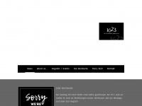 1623.ch Webseite Vorschau