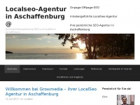 localseo-aschaffenburg.de Webseite Vorschau