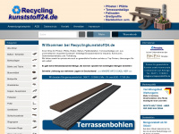 Recyclingkunststoff24.de