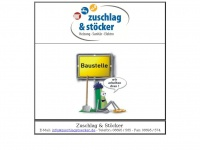zuschlagstoecker.de Webseite Vorschau