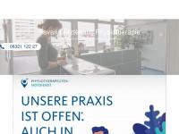 physio-nw.de Webseite Vorschau