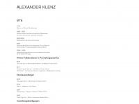 Alexanderklenz.de