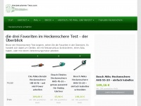 heckenscheren-tests.com
