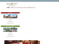 region-hamburg.de Webseite Vorschau
