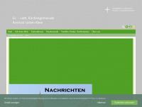 kirchengemeinde-luettenklein.de Webseite Vorschau
