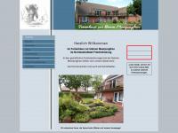 zur-meerjungfrau.com Webseite Vorschau
