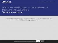 2m-group.at Webseite Vorschau
