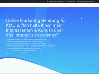 philipphirzberger.com Webseite Vorschau