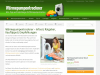 Waermepumpentrockner-tests.de
