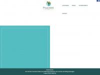 physiowelt-aa.de Webseite Vorschau