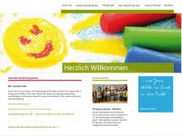 kiga-zweckverband.de Webseite Vorschau