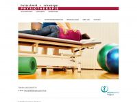 physio-parsch.at Webseite Vorschau