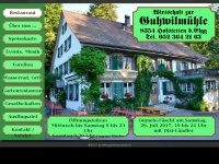 Guhwilmuehle.ch
