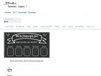 kinderkommtessen.de Webseite Vorschau