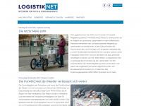 logistik.net Webseite Vorschau